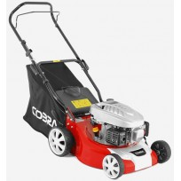 "Cobra M40C 16"" Push Petrol Lawnmower"