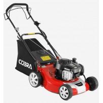 "Cobra M46SPB 18"" Self Propelled Petrol Lawnmower"