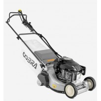 "Cobra RM48SPS 19"" Self Propelled Rear Roller Petrol Lawnmower"