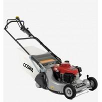 "Cobra RM53SPH-PRO 21"" Professional Self Propelled Rear Roller Petrol Lawnmower"
