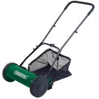"""Draper 15"""" Hand Push Lawnmower"""