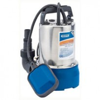 Draper 750W 230V Stainless Steel Submersible Dirty Water Pump