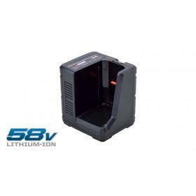 Echo 58V Li-ion Quick Battery Charger
