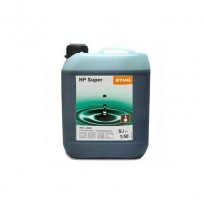 Stihl HP Super Two Stroke Oil - 5 litre