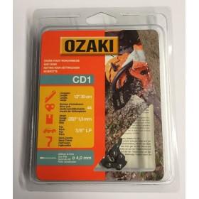"Ozaki CD1 Chainsaw Chain - 12"" (30cm) .050 3/8"" 44 Link"