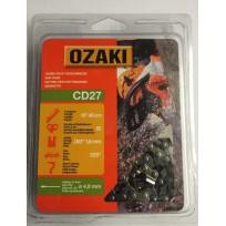 "Ozaki CD27 Chainsaw Chain - 16"" (40cm) .063 325"" 62 Link"