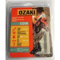 "Ozaki CD36 Chainsaw Chain - 14"" (35cm) .043 3/8"" 50 Link"
