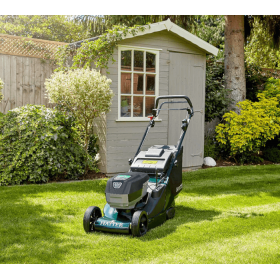 Hayter Harrier 41 Cordless Lawnmower with Variable Speed